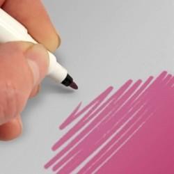 Lapis / Pennarello colore rosa alimentare