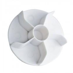Stampo x pane Kaiser c/anello / Rosetta / Michetta