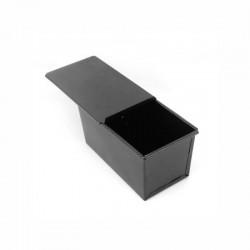 Pane cassetta carrè con coperchio cm 20x10