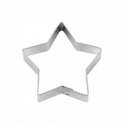 Stella 5 punte tagliapasta ø cm 5 - inox