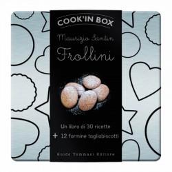 Frollini cook'in box di M. Santin - guido tommasi editore