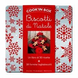 Biscotti di Natale cook'in box di B. Torresan - guido tommasi editore