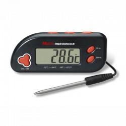 Termometro digitale con sonda da -50°C a +300°C