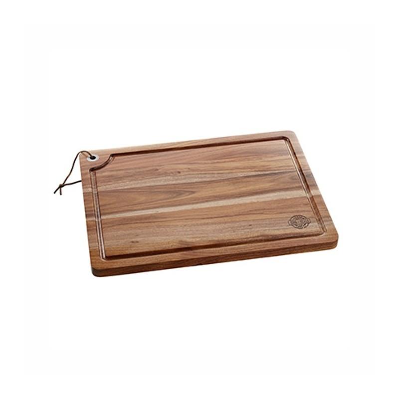 Tagliere in legno di acacia cm 38 x 28