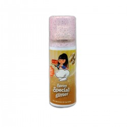 Oro glitter ml 50 spray Azofree