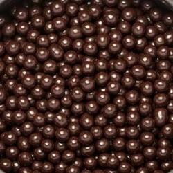 Perle croccanti di cioccolato fondente 55% Valrhona