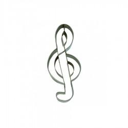 Chiave di Violino mm 55 - tagliabiscotti inox