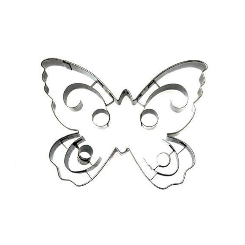 Farfalla cm 10 tagliapasta inox