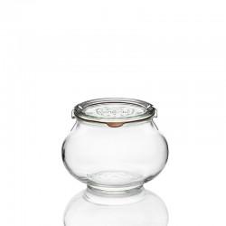 Barattolo in vetro per sterilizzare fete Weck 1062 ml ø cm 10