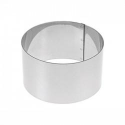 Anello coppapasta inox ø cm 12 h mm 45