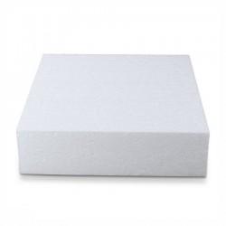 Base in polistirolo cm 35 x 35 - h mm 100