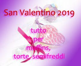 San Valentino tutto per il tuo dolce